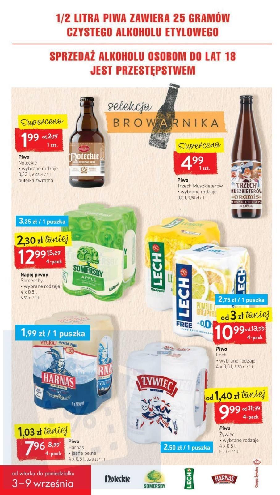 Gazetka promocyjna Intermarche do 09/09/2019 str.15