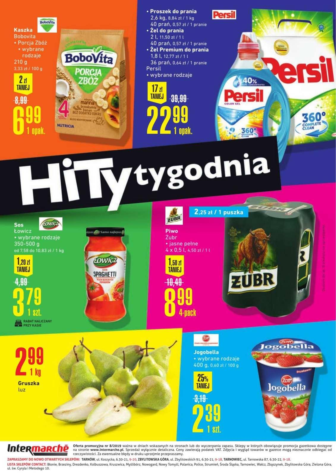 Gazetka promocyjna Intermarche do 25/02/2019 str.19