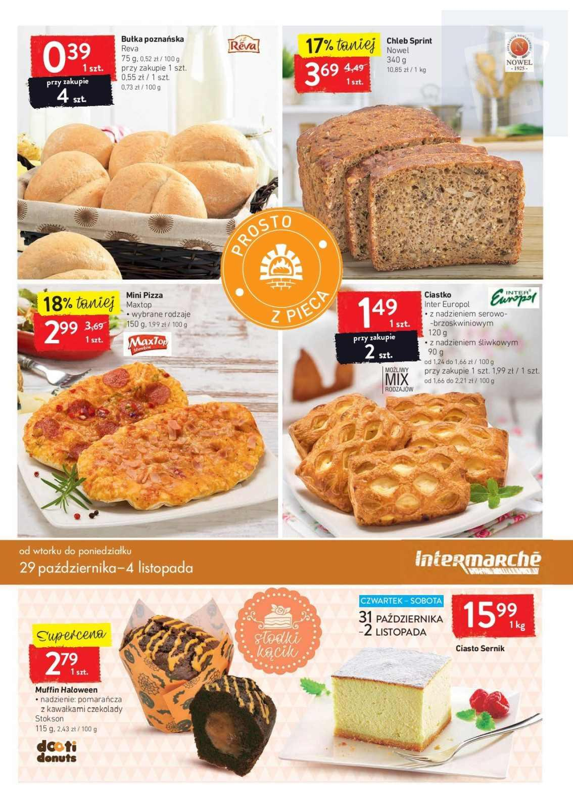 Gazetka promocyjna Intermarche do 04/11/2019 str.6
