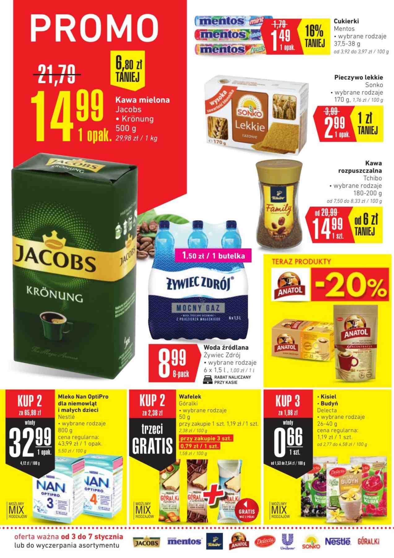 Gazetka promocyjna Intermarche do 07/01/2019 str.6