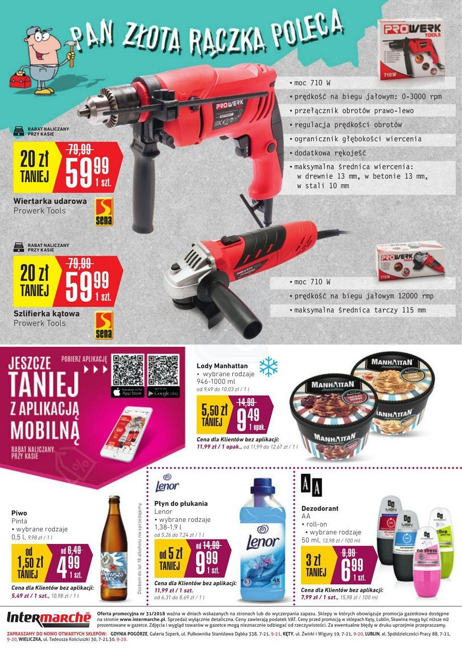 Gazetka promocyjna Intermarche do 06/08/2018 str.23