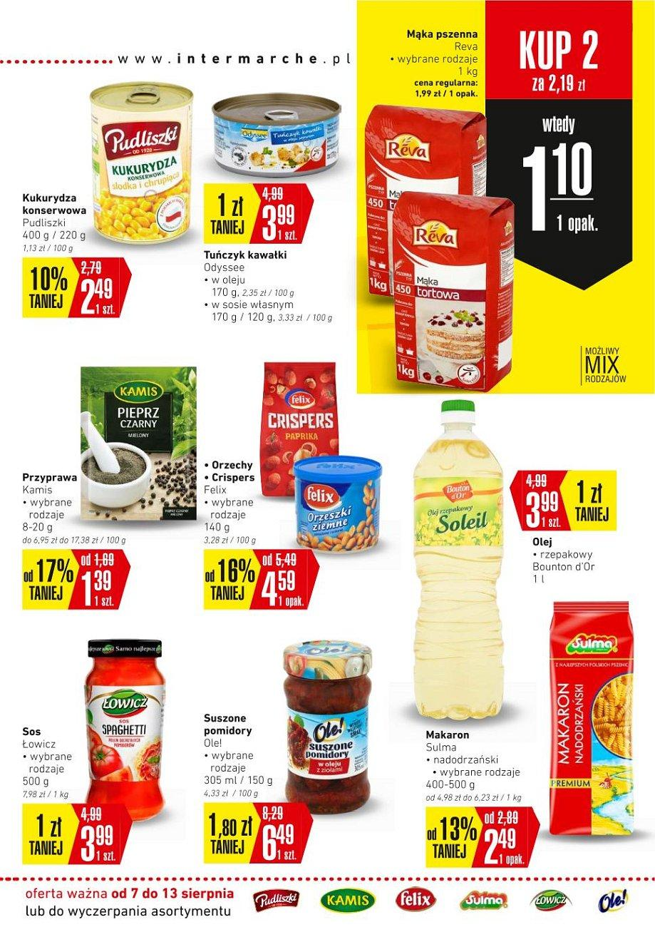 Gazetka promocyjna Intermarche do 13/08/2018 str.13