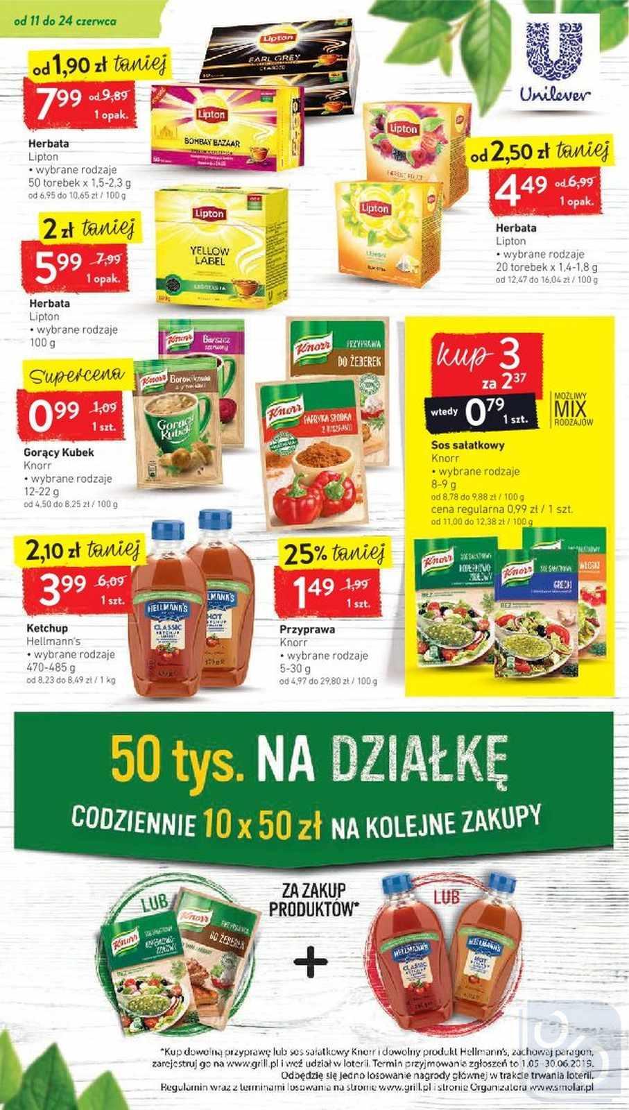 Gazetka promocyjna Intermarche do 17/06/2019 str.25