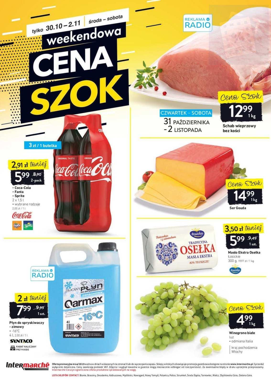 Gazetka promocyjna Intermarche do 04/11/2019 str.31
