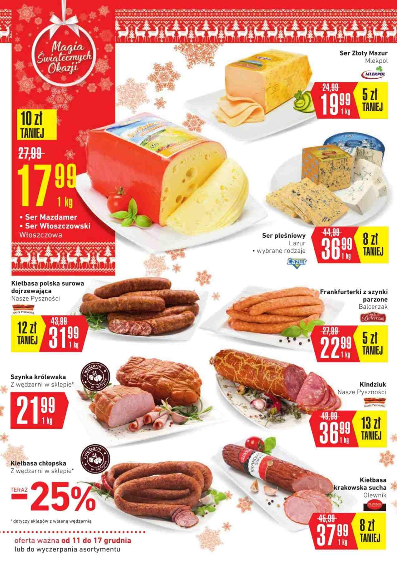 Gazetka promocyjna Intermarche do 17/12/2018 str.14
