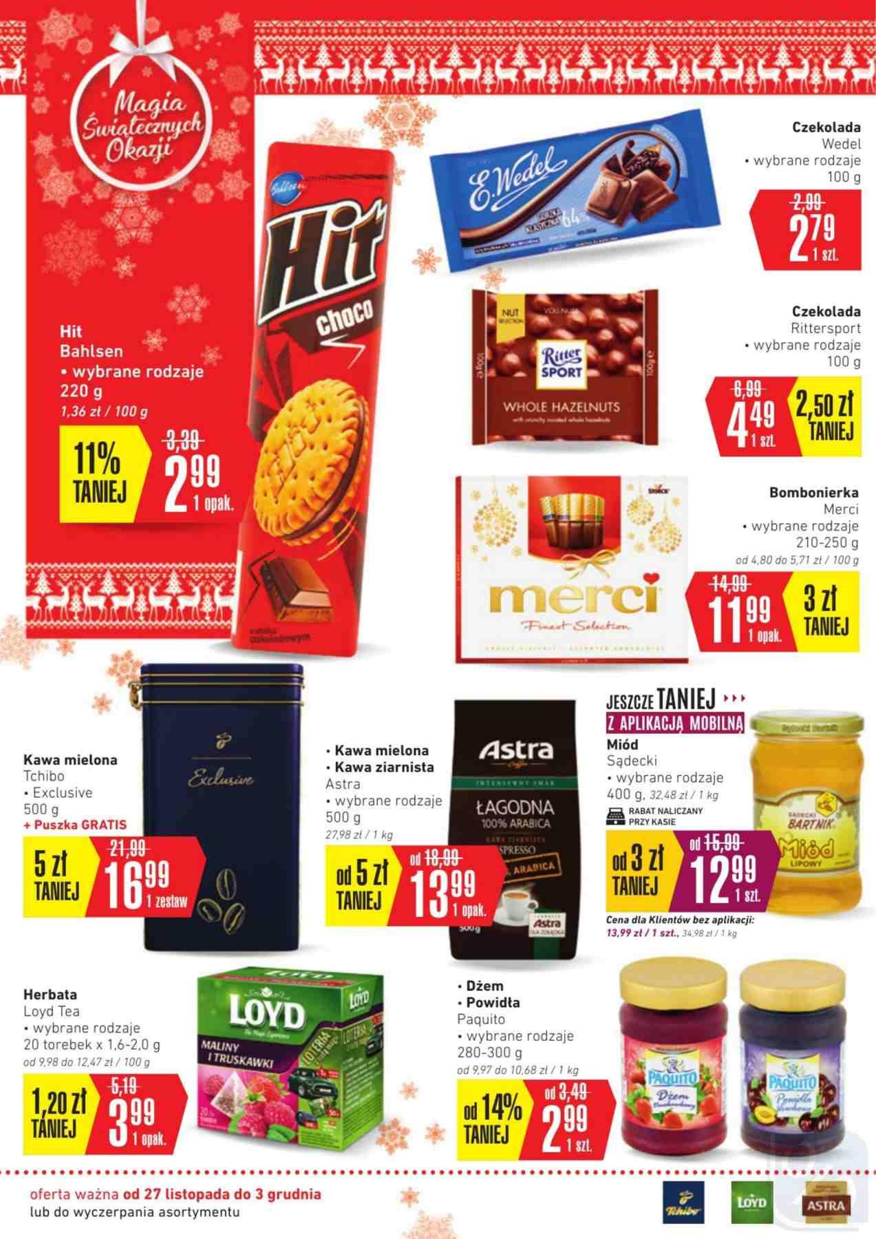 Gazetka promocyjna Intermarche do 03/12/2018 str.3