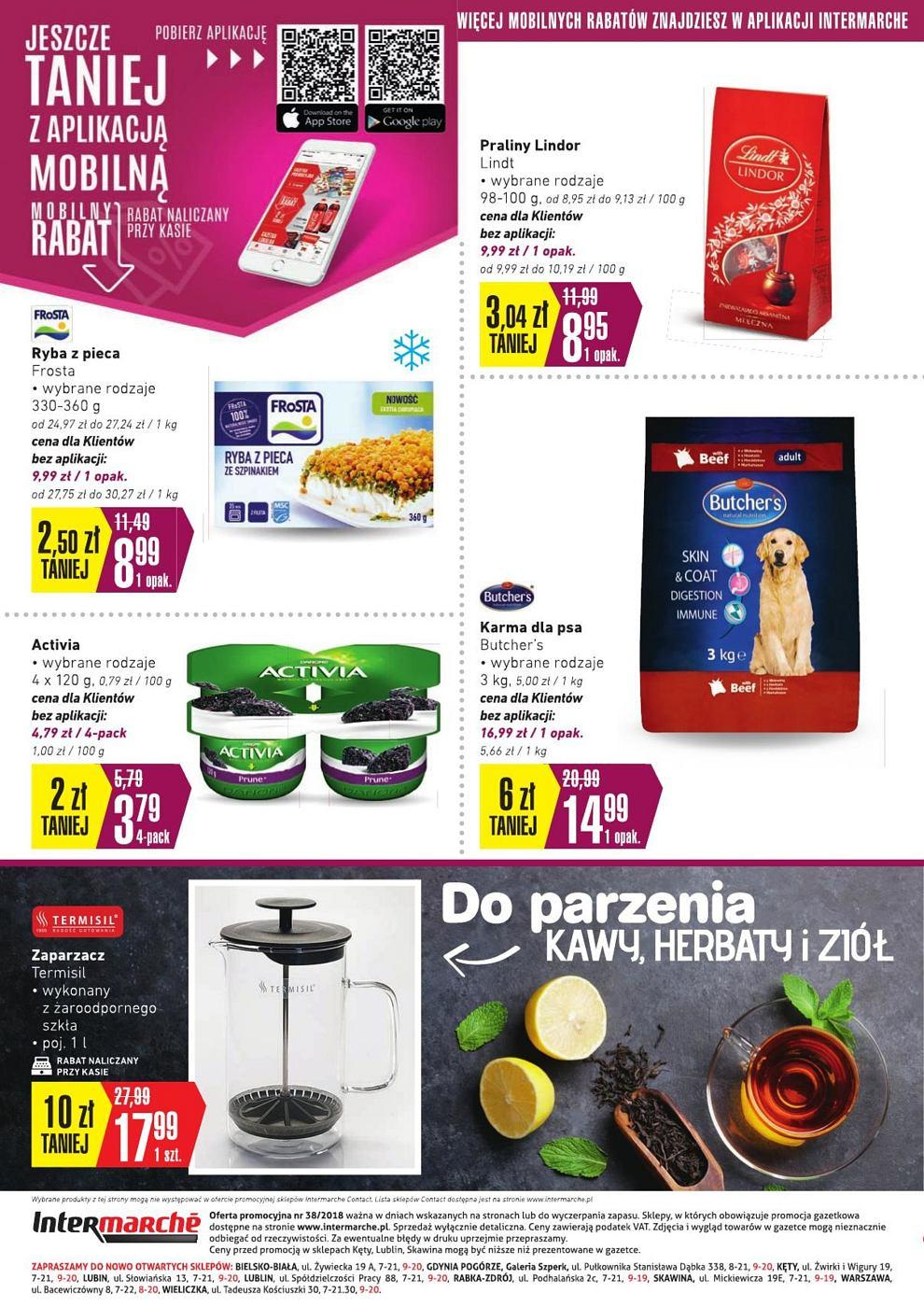Gazetka promocyjna Intermarche do 24/09/2018 str.19