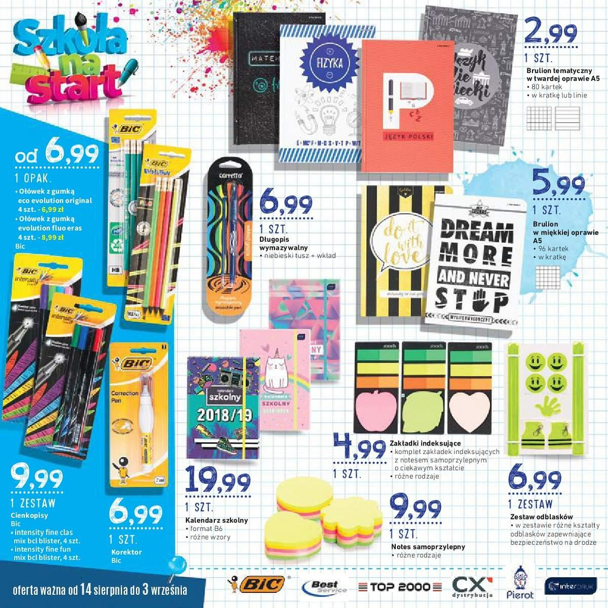 Gazetka promocyjna Intermarche do 03/09/2018 str.4