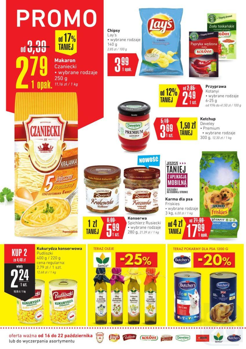 Gazetka promocyjna Intermarche do 22/10/2018 str.13