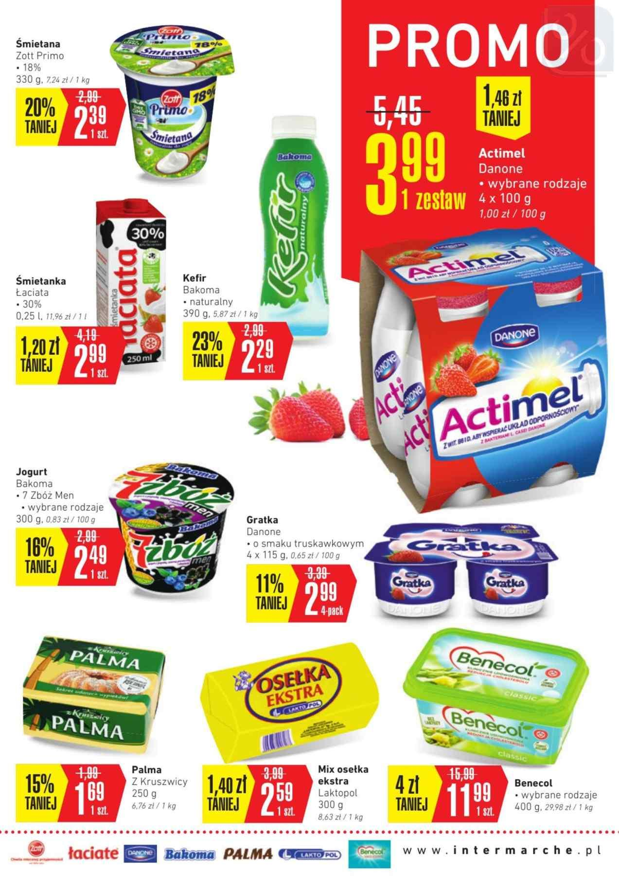 Gazetka promocyjna Intermarche do 14/01/2019 str.9