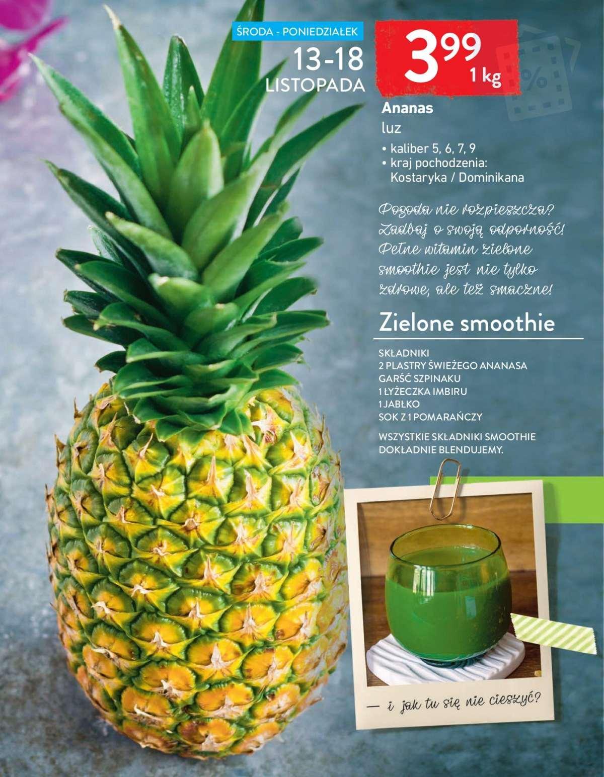 Gazetka promocyjna Intermarche do 18/11/2019 str.5