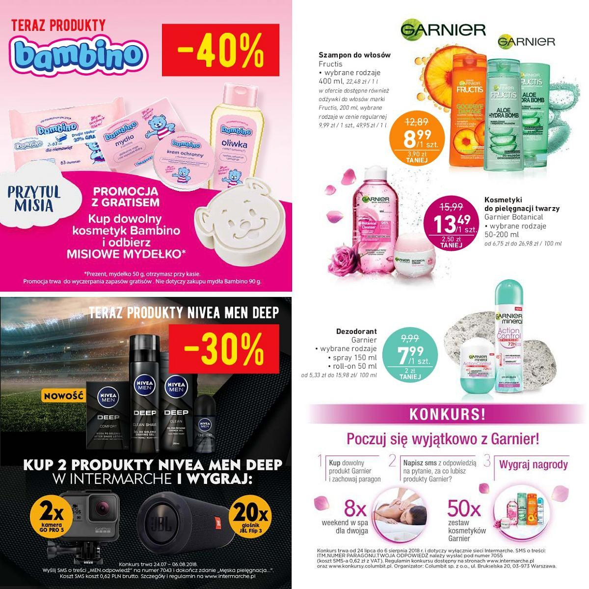Gazetka promocyjna Intermarche do 06/08/2018 str.3