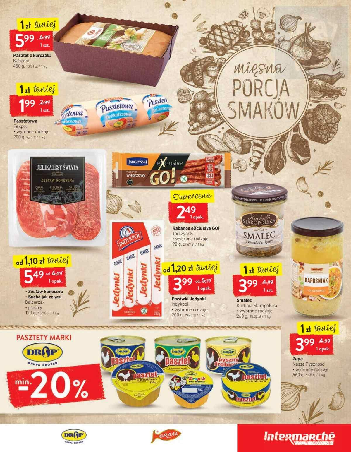 Gazetka promocyjna Intermarche do 18/11/2019 str.16