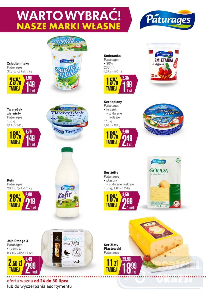 Gazetka promocyjna Intermarche do 30/07/2018 str.6