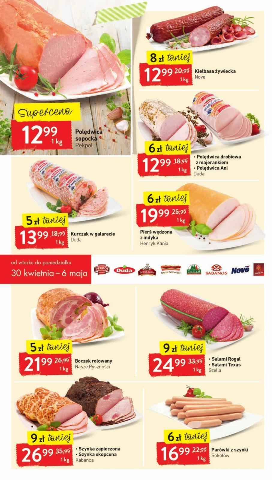 Gazetka promocyjna Intermarche do 06/05/2019 str.15