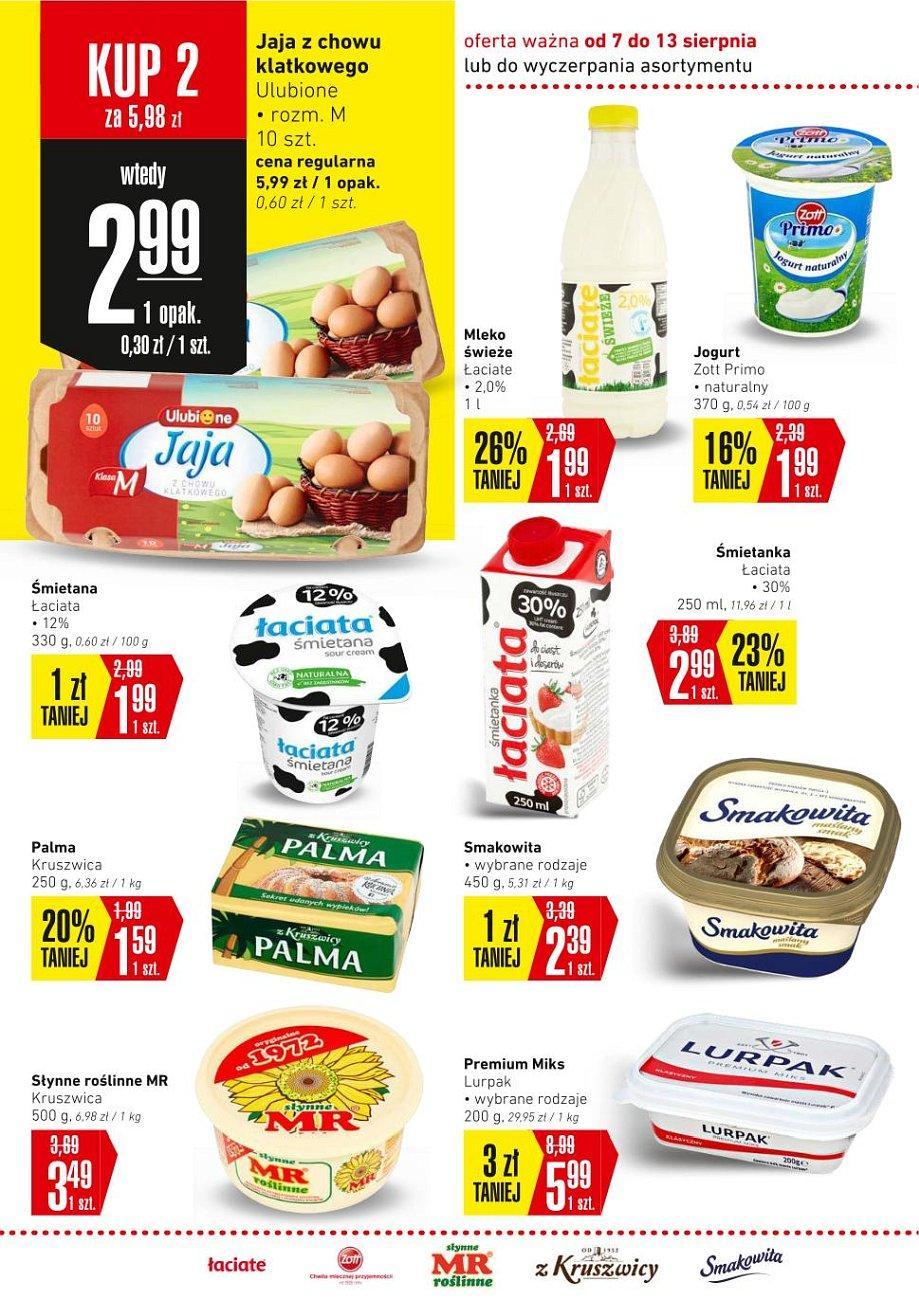 Gazetka promocyjna Intermarche do 13/08/2018 str.7
