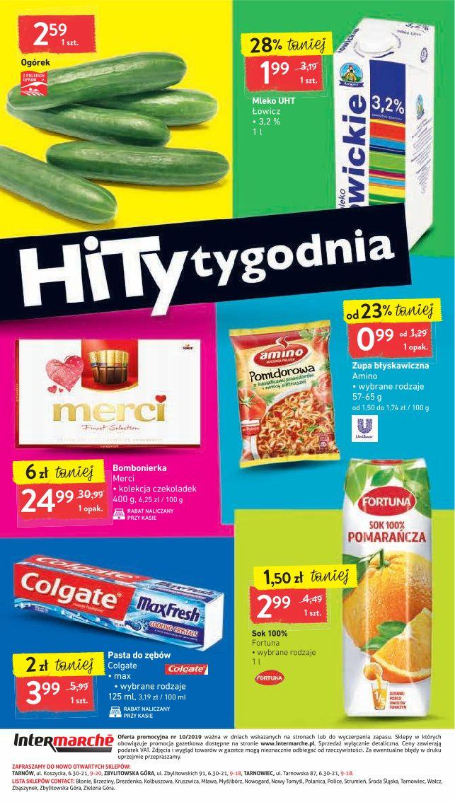 Gazetka promocyjna Intermarche do 11/03/2019 str.27