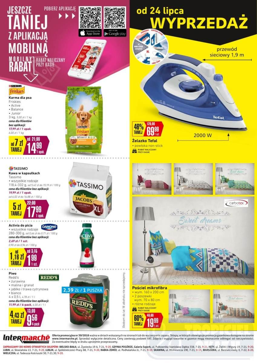 Gazetka promocyjna Intermarche do 30/07/2018 str.11