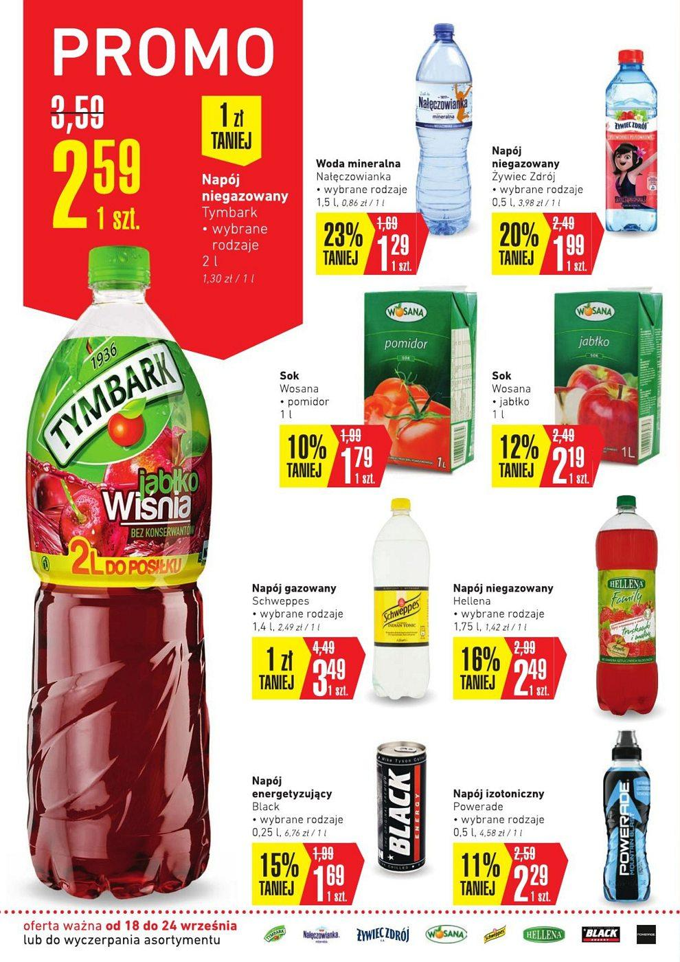Gazetka promocyjna Intermarche do 24/09/2018 str.11