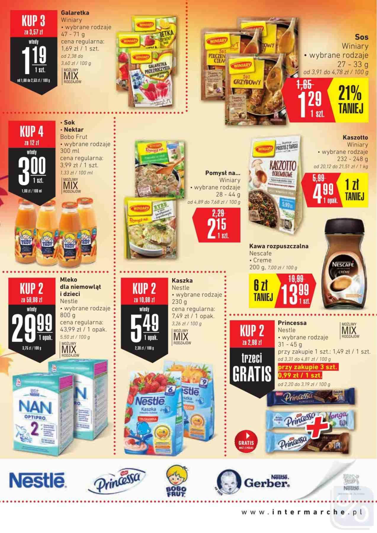 Gazetka promocyjna Intermarche do 19/11/2018 str.10