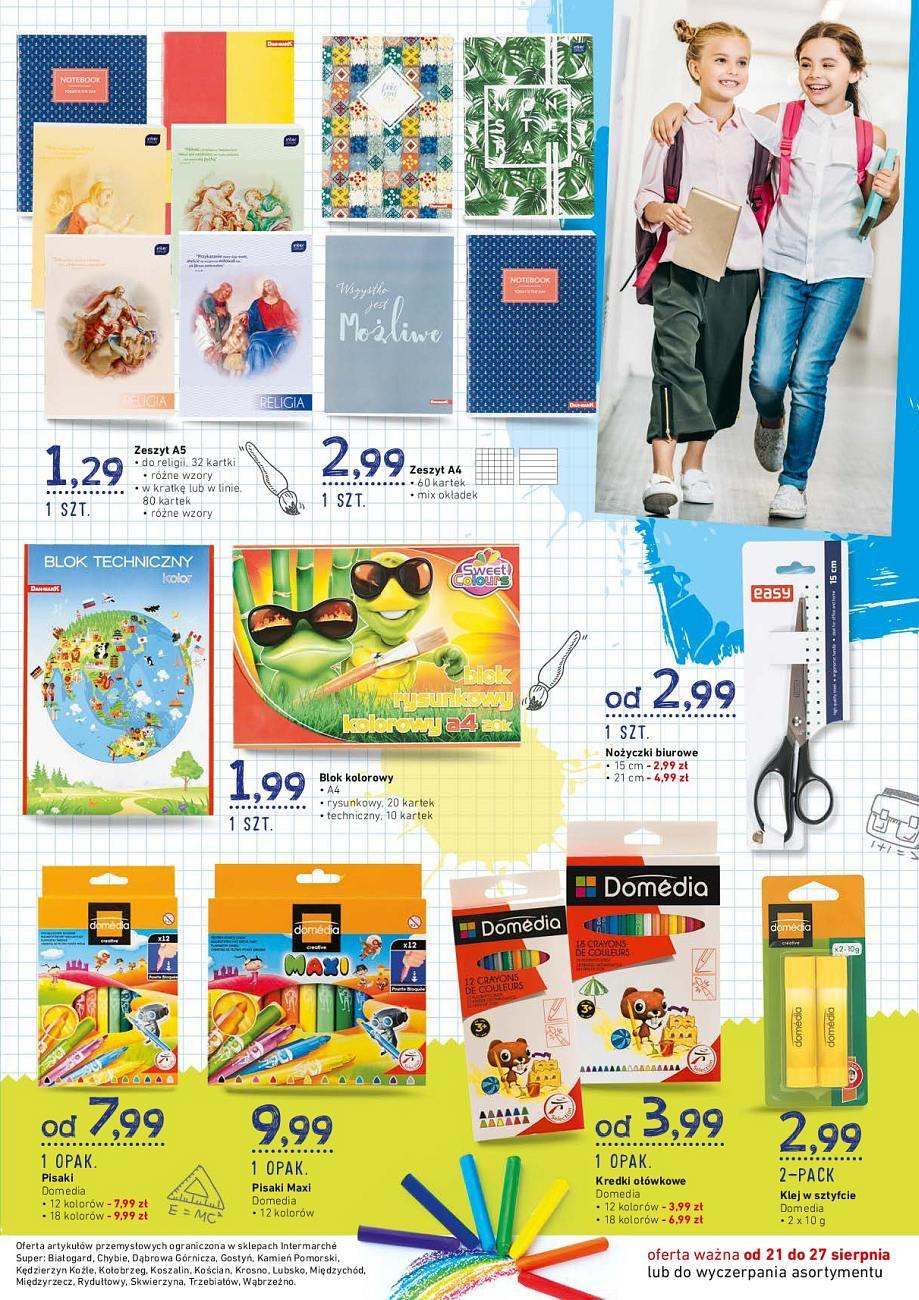 Gazetka promocyjna Intermarche do 27/08/2018 str.18