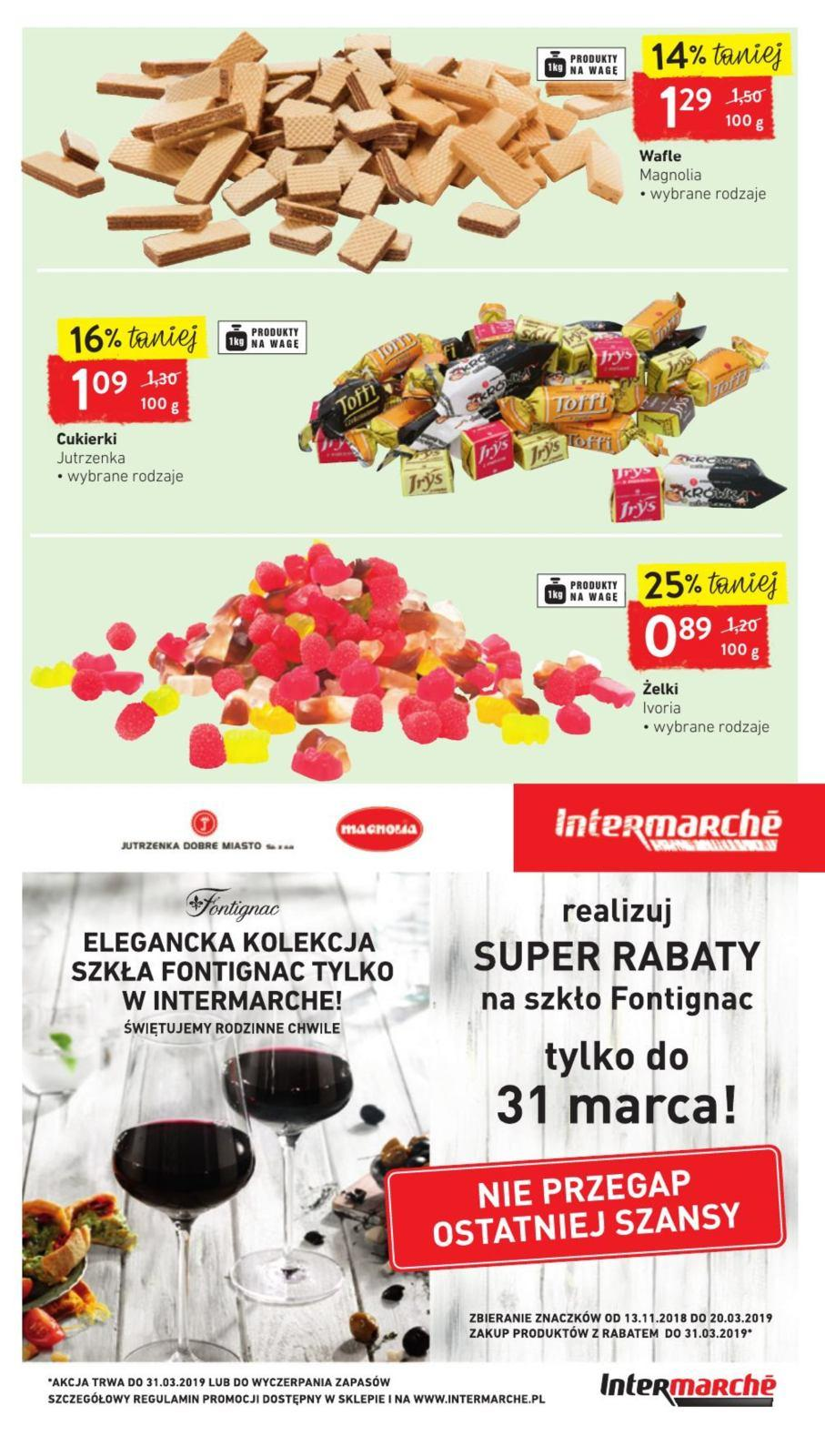 Gazetka promocyjna Intermarche do 25/03/2019 str.15