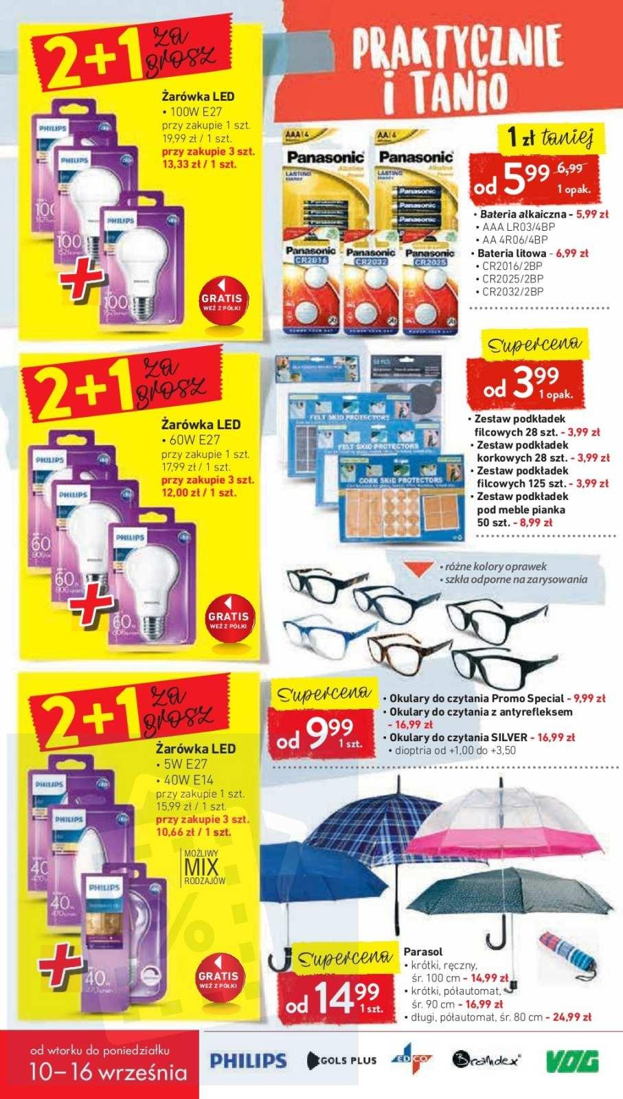 Gazetka promocyjna Intermarche do 16/09/2019 str.21