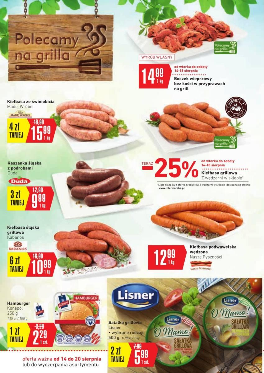 Gazetka promocyjna Intermarche do 20/08/2018 str.1