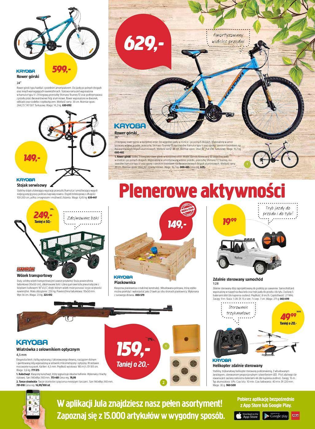 Gazetka promocyjna Jula do 08/04/2018 str.4