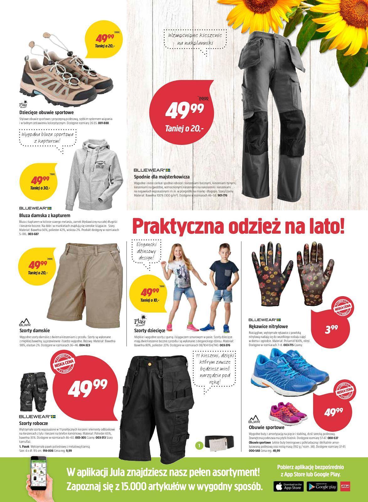 Gazetka promocyjna Jula do 22/07/2018 str.4