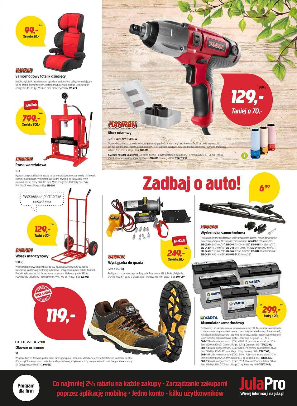 Gazetka promocyjna Jula do 21/03/2018 str.2