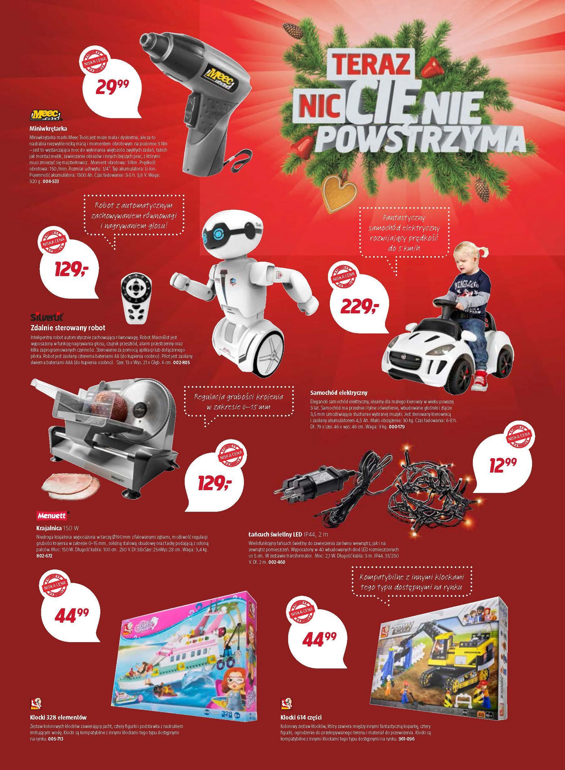 Gazetka promocyjna Jula do 21/11/2018 str.4