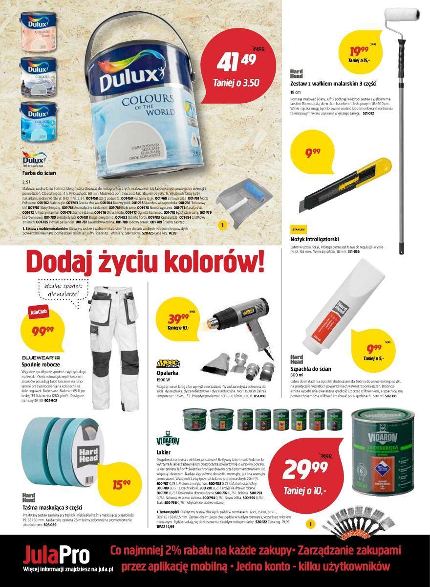 Gazetka promocyjna Jula do 07/03/2018 str.1
