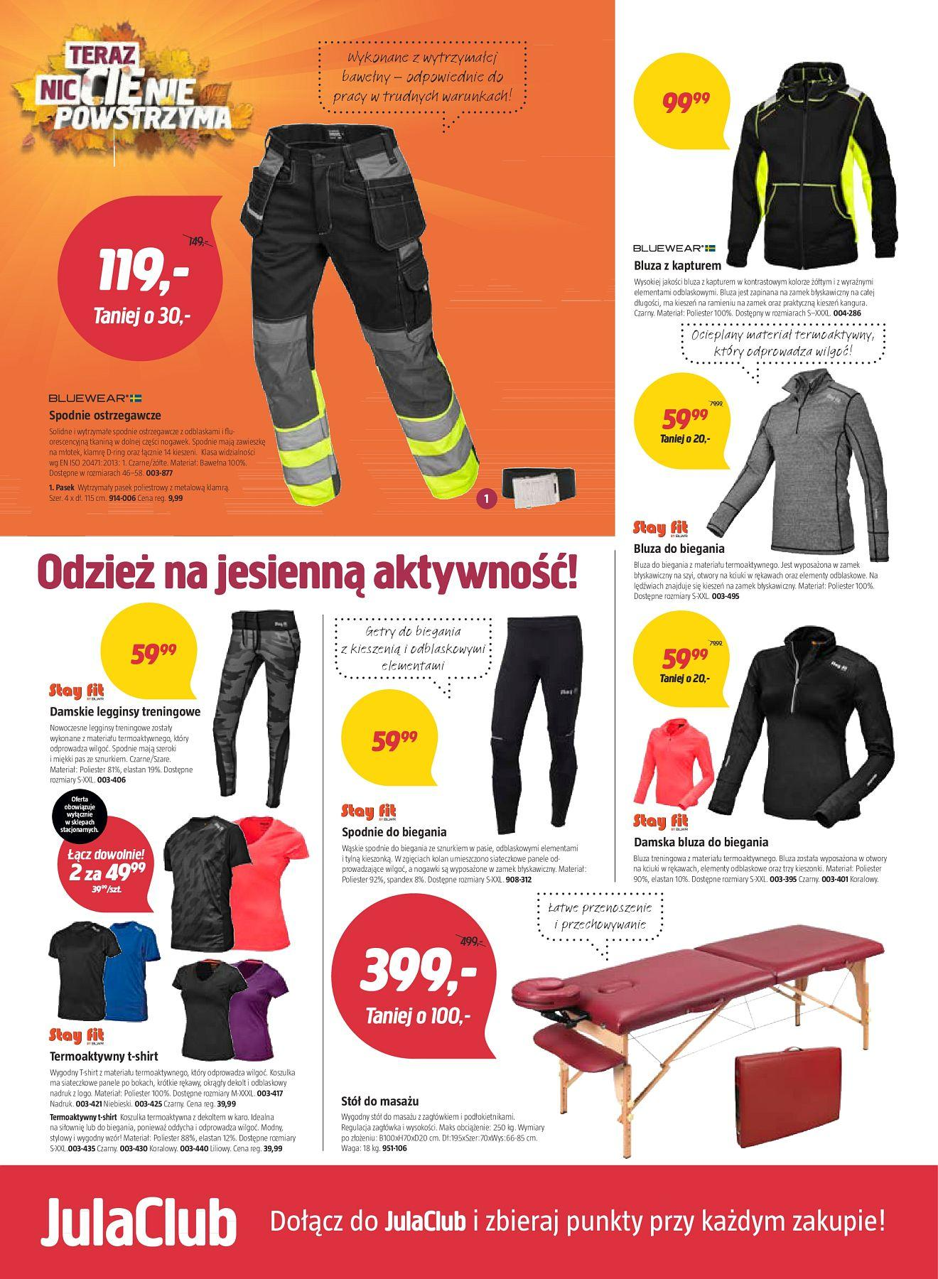 Gazetka promocyjna Jula do 23/09/2018 str.6