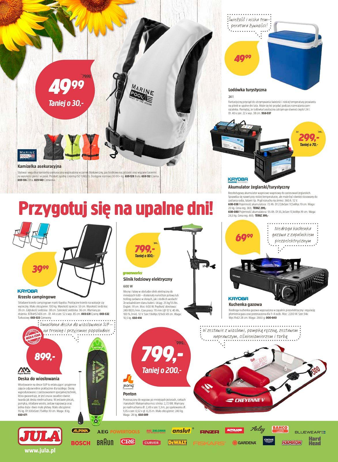 Gazetka promocyjna Jula do 24/06/2018 str.5