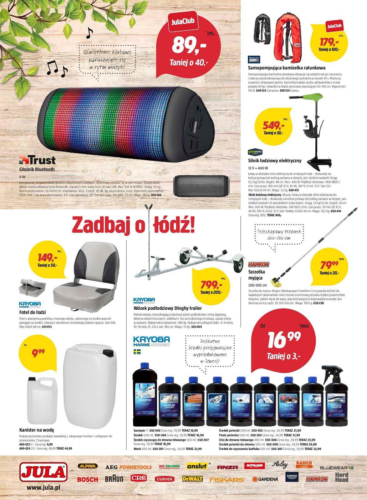Gazetka promocyjna Jula do 22/04/2018 str.5