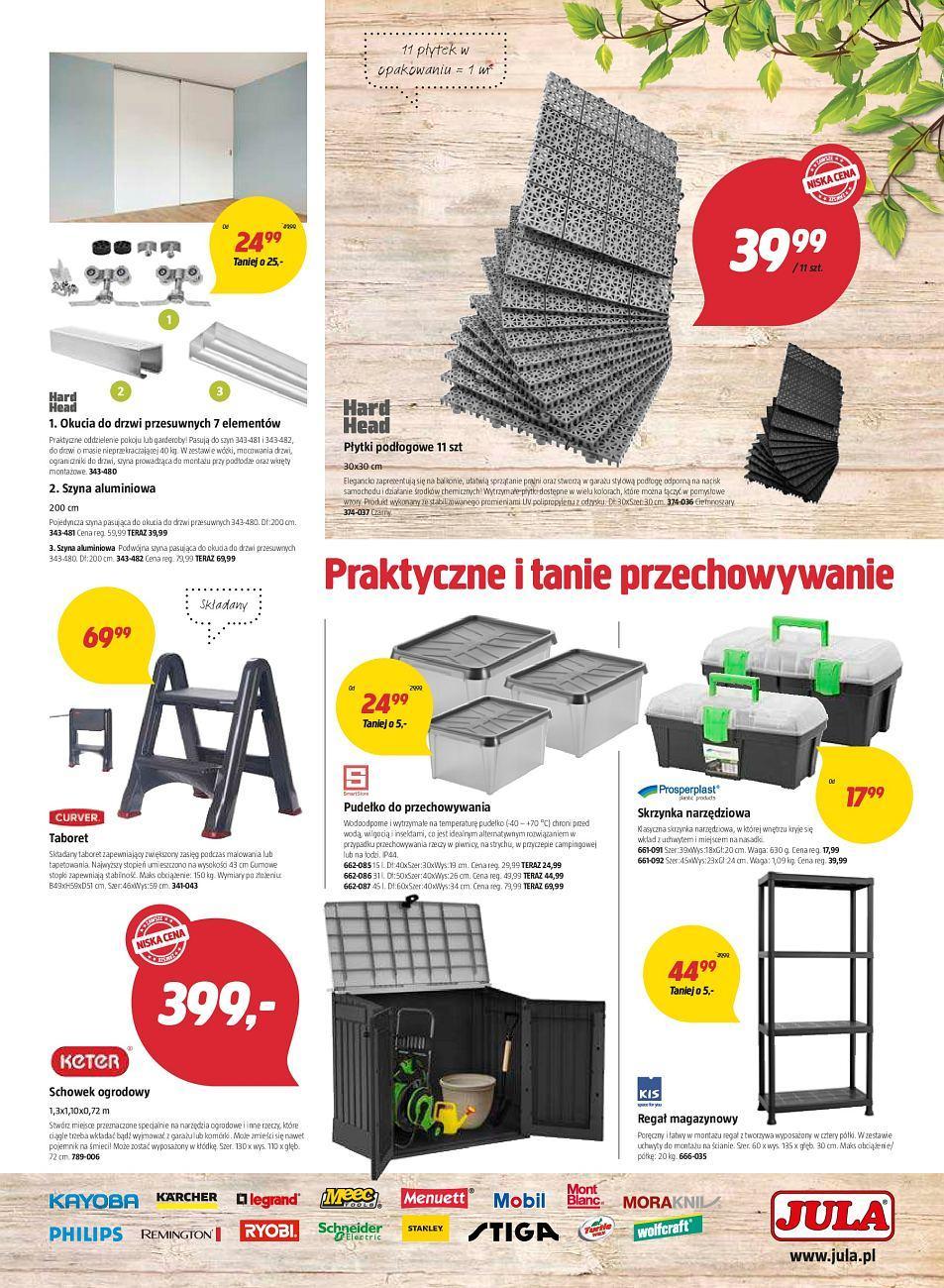 Gazetka promocyjna Jula do 21/03/2018 str.6