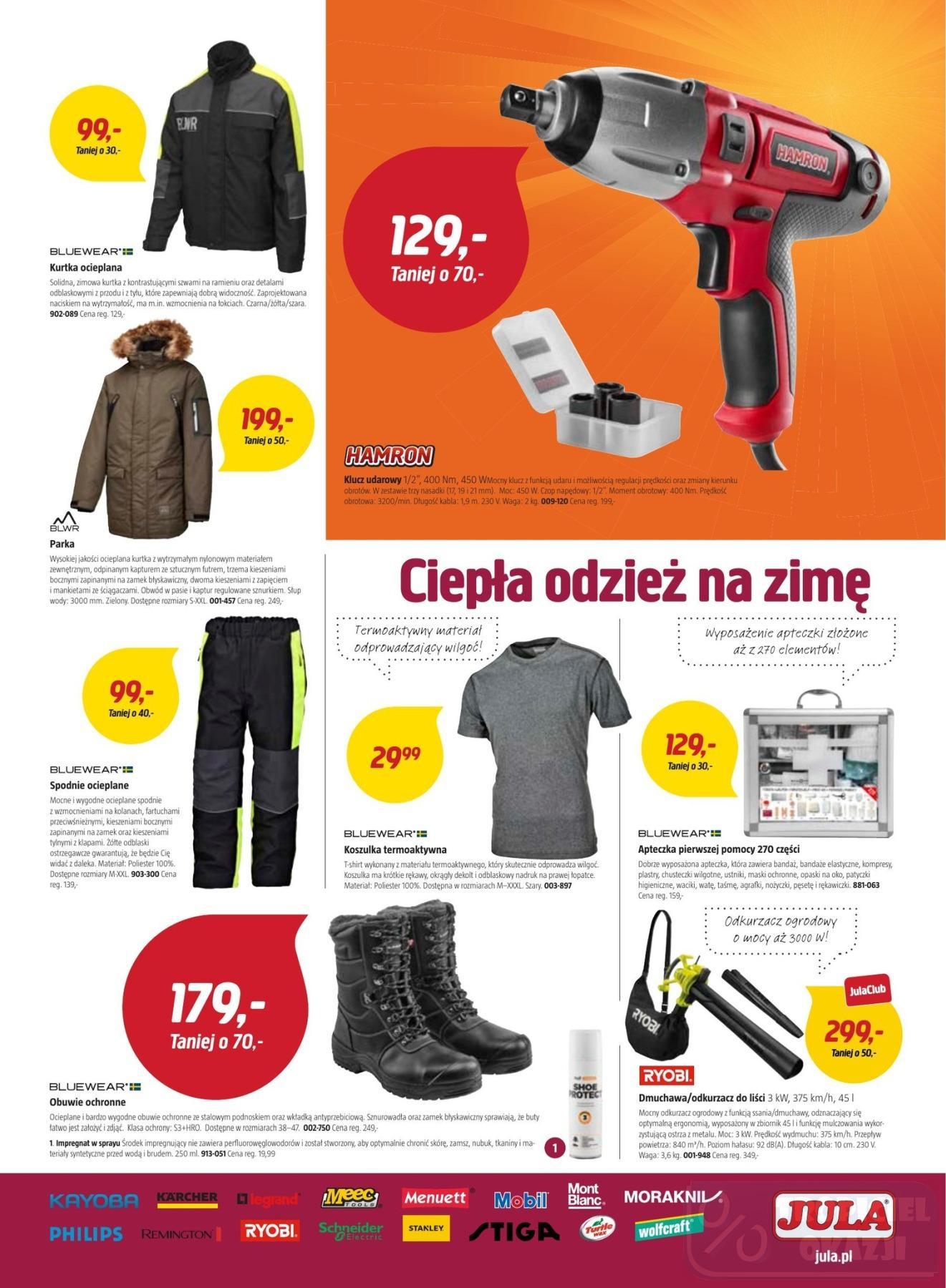 Gazetka promocyjna Jula do 07/11/2018 str.7