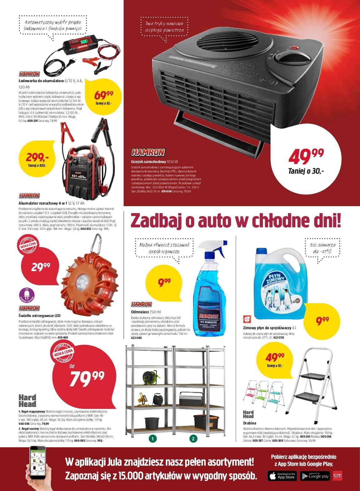 Gazetka promocyjna Jula do 02/01/2019 str.5