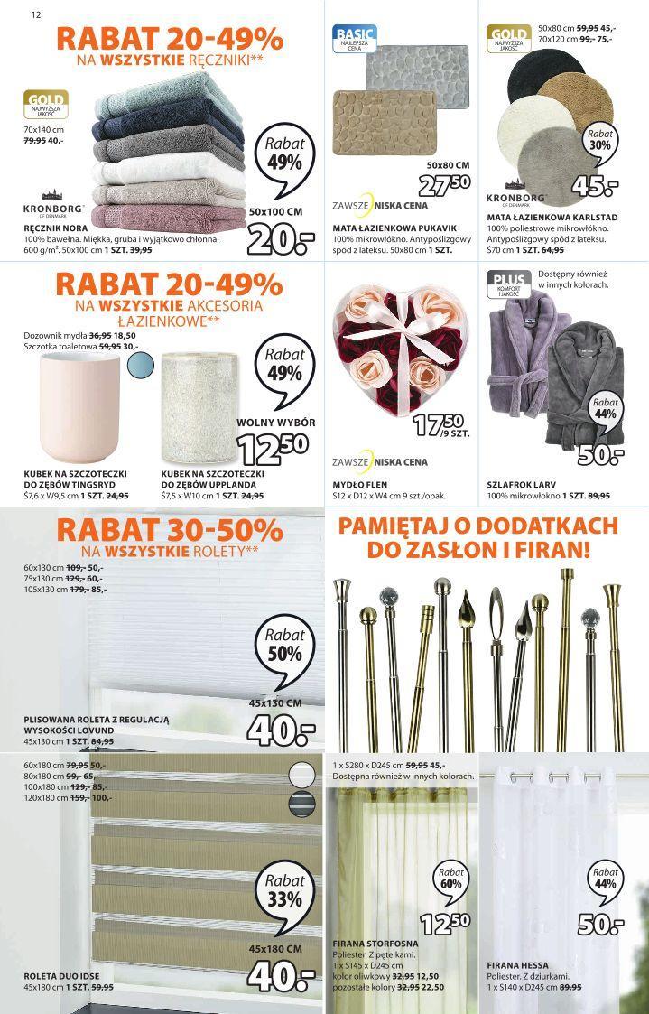 Gazetka promocyjna Jysk do 06/11/2019 str.12