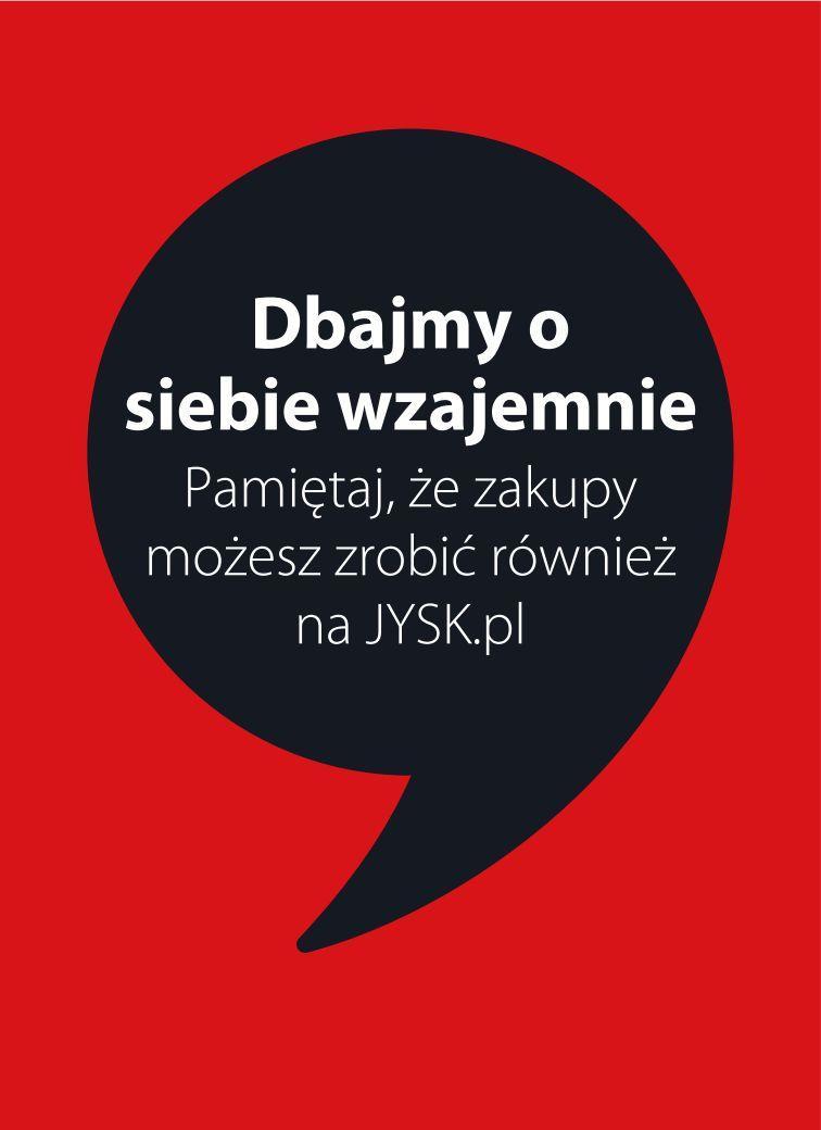 Gazetka promocyjna Jysk do 05/01/2021 str.1