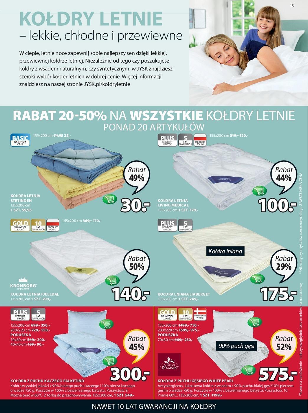 Gazetka promocyjna Jysk do 02/05/2018 str.14