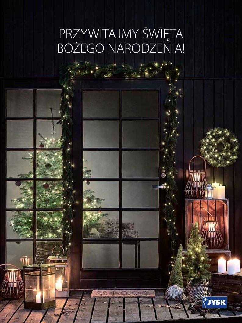Gazetka promocyjna Jysk do 31/12/2020 str.1