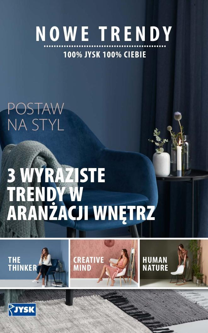 Gazetka promocyjna Jysk do 31/08/2019 str.1