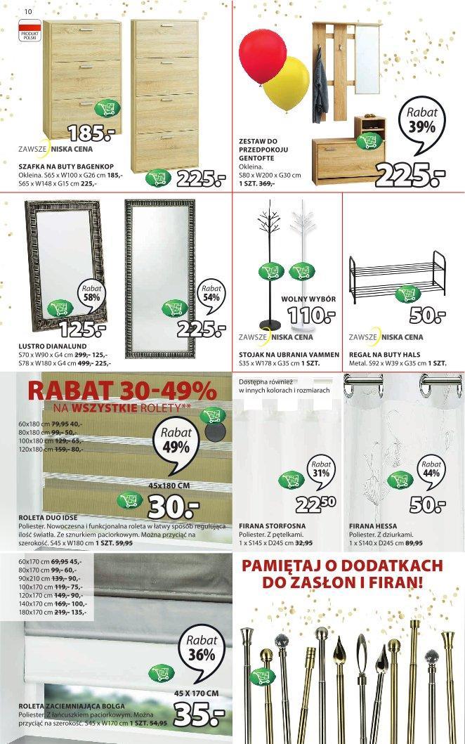 Gazetka promocyjna Jysk do 18/09/2019 str.10