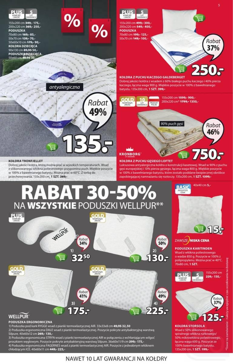 Gazetka promocyjna Jysk do 15/08/2018 str.4