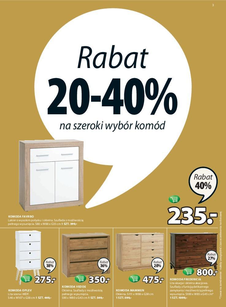 Gazetka promocyjna Jysk do 07/11/2018 str.3