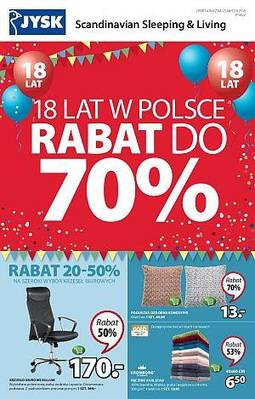 Rabat 70%