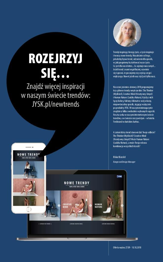 Gazetka promocyjna Jysk do 31/08/2019 str.2