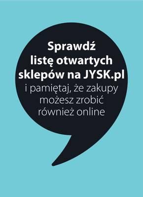 Gazetka Jysk